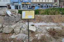 Roman oven in Edirne
