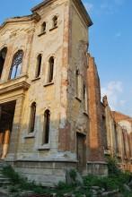 Grand Synagogue of Edirne before restoration (2011)