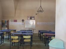 Hüdavendigâr Mosque in Edirne - a Quran school classroom