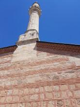 Hüdavendigâr Mosque in Edirne - the minaret