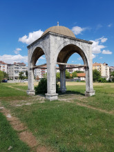 Hacılar Ezanı Namazgah in Edirne