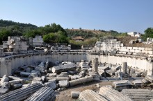 Gymnasium in Stratonicea