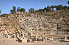 Theatre in Stratonicea