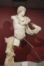 Antoninous as Androklos, from Ephesus, Izmir Archaeological Museum