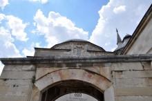 Exterior of Muradiye Mosque in Edirne
