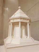 Octagon model, Ephesos Museum, Vienna