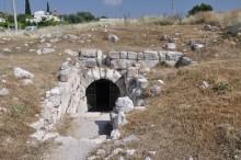Saint Thecla - the entrance to the Underground Church, Silifke, Mersin Province