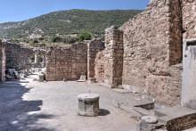 Scholastica Baths in Ephesus