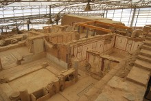 Terrace Houses in Ephesus