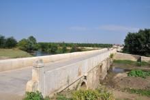 Yalnızgöz Bridge and Beyazıd II Bridge in Edirne