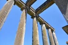 Zeus Temple in Aizanoi