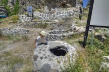 Şavşat Castle - Cistern