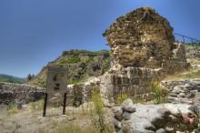 Şavşat Castle - Bathhouse (hammam)