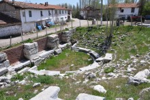 Bouleuterion in Aizanoi