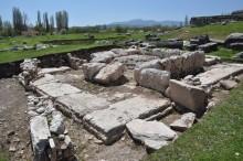 Excavations in Aizanoi