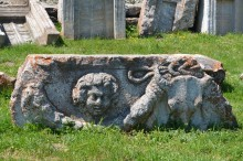 The necropolis of Aizanoi