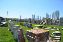 Tombstones from the necropolis of Aizanoi
