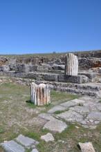 Augustus Temple in Antioch of Pisidia