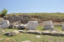 Propylon in Antioch of Pisidia