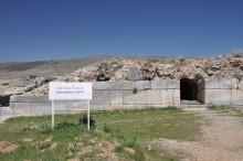 Roman baths (?) in Antioch of Pisidia