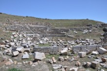 Theatre in Antioch of Pisidia