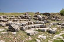 Tiberius Square in Antioch of Pisidia