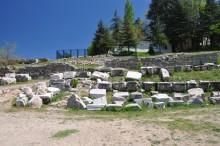 Western Gate in Antioch of Pisidia