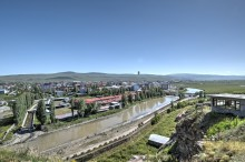 Ardahan Fortress - Kura River