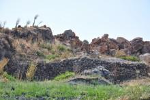 The ruins of Aureliane