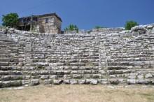 Roman theatre in Diocaesarea