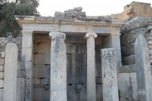 Hellenistic Fountain in Ephesus