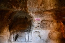 Kitchen from Byzantine times, Gaziemir in Cappadocia