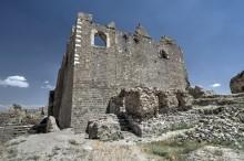 Hoşap Castle - Harem Building