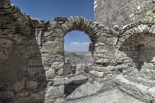 Hoşap Castle - Hamam