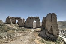 Hoşap Castle - Selamlik Building