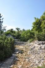 Işıkkale - the ancient road