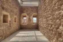 Ishak Pasha Palace - a room