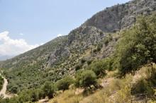 Sam Dağı mountain