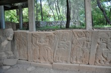 Karatepe - Aslantaş - the northern gate