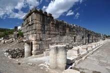 Kibyra - the agora