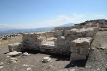 Kibyra - the martyrium