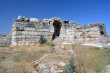 Central Baths in Laodicea on the Lycus