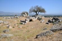 East Baths in Laodicea on the Lycus