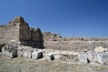 East Byzantine Nymphaeum in Laodicea on the Lycus