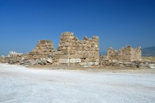 East Byzantine Gate in Laodicea on the Lycus
