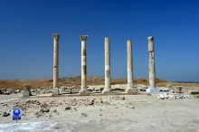 North (Sacred) Agora in Laodicea on the Lycus