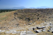 North Theatre in Laodicea on the Lycus