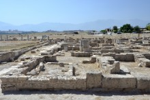 Room with Pithos in Laodicea on the Lycus