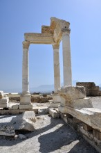 Temple A in Laodicea on the Lycus