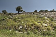 Magnesia on the Meander - the stadium